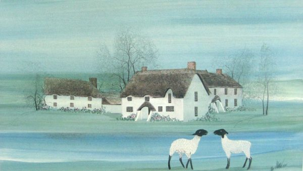 Pat Buckley Moss Cottages