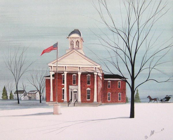 Pat Buckley Moss County Courthouse