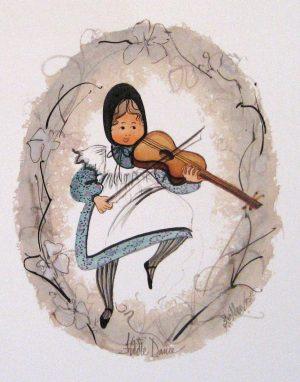 Pat Buckley Moss Fiddle Dance