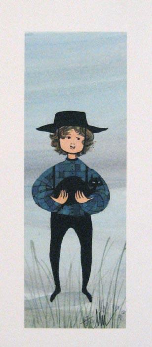 Pat Buckley Moss George