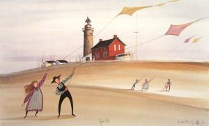 Pat Buckley Moss Harbor Kites