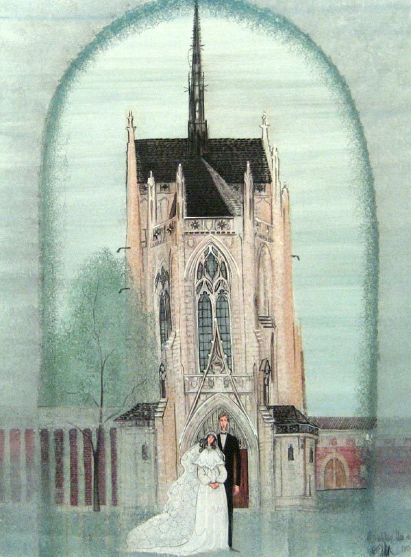 Pat Buckley Moss Heinz Chapel