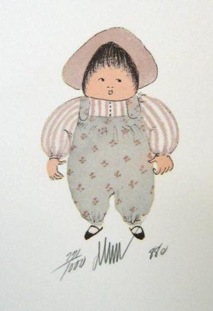 Pat Buckley Moss Mako