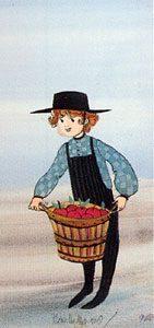 Pat Buckley Moss Stephen's Apples