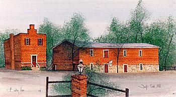 Pat Buckley Moss Swift Creek Mill