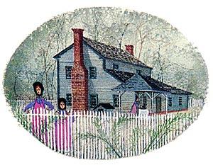 Pat Buckley Moss Tullie Smith House