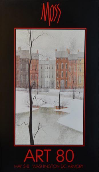 Pat Buckley Moss - Art 80 - Washington DC Armory